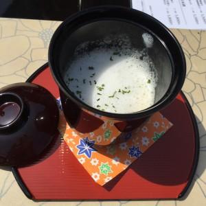 京都牛 稲吉のシャビニオンスープ(きのこスープ)