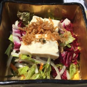京風野菜サラダ