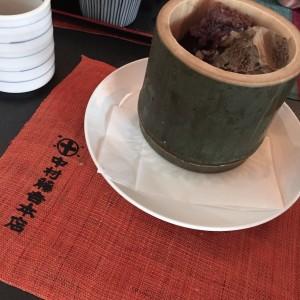 お茶系のデザート